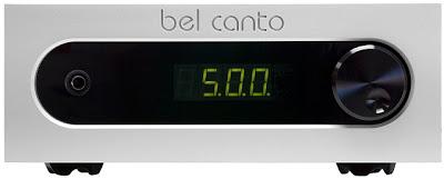 Bel Canto C5i Ampli/DAC intégré
