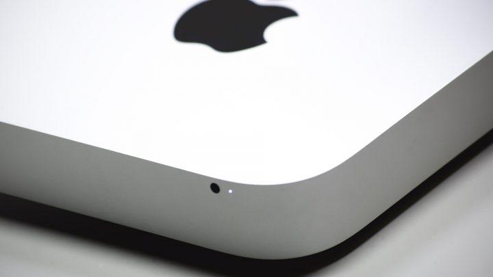 Centrace DACmini conçu pour s'empiler sur un Apple Mac mini