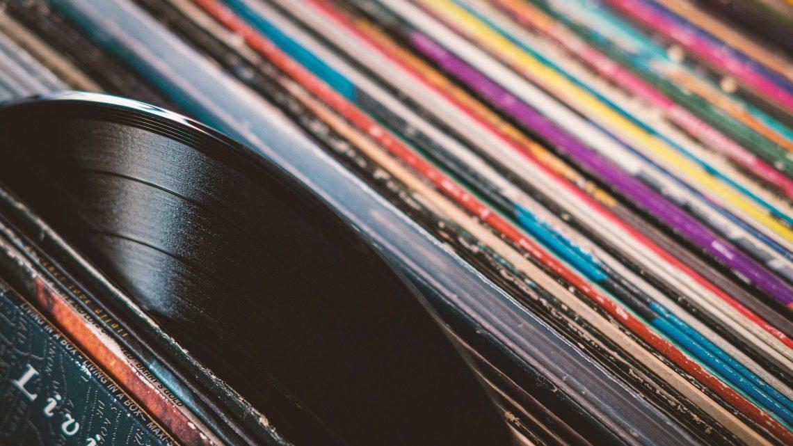 Vente rentable de disques vinyles