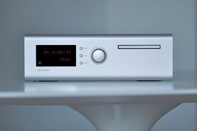 Soulution 540 «entry» level CD/SACD player processor